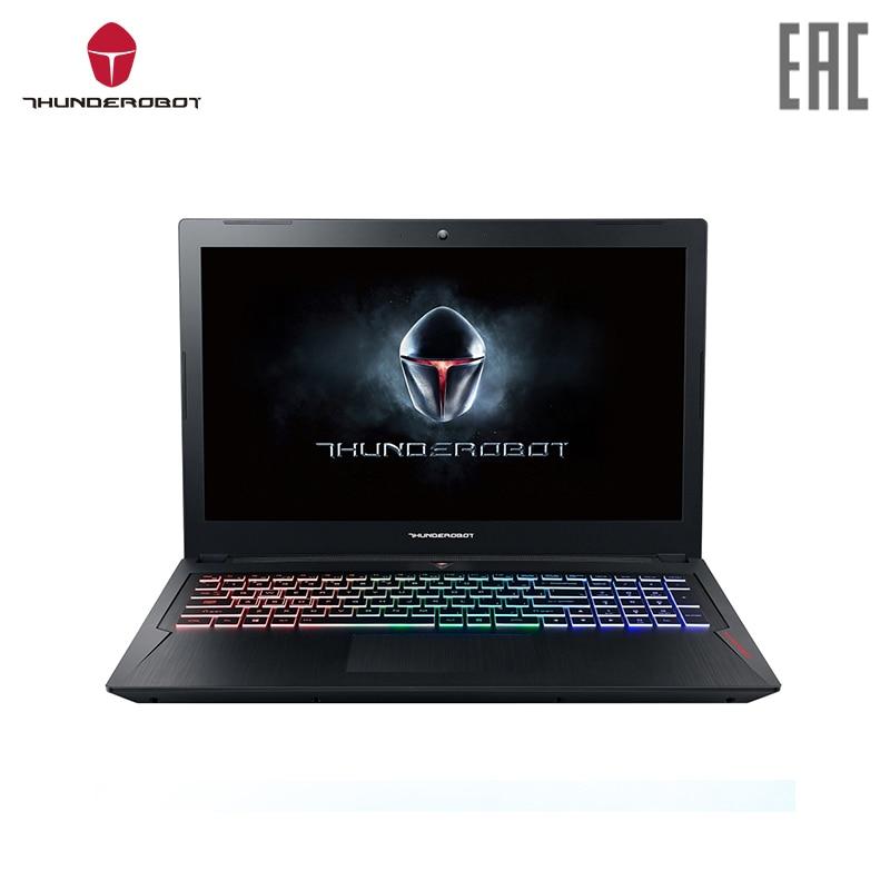 Игровой ноутбук THUNDEROBOT 911S 15.6″ /IPS /i7-8750H/GTX1060-6G/16G/128GSSD+1TB/144Hz/DOS