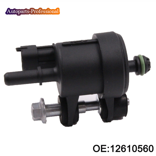 US $11 31 16% OFF|12610560 New Vapor Canister Purge Solenoid Valve For  Buick Enclave Cadillac XTS Chevrolet Equinox Impala GMC Terrain 55593172  -in