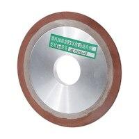 Сменное лезвие для алмазной пилы  125 мм  с одной конической стороны  гладкое  из смолы  шлифовальное колесо W329
