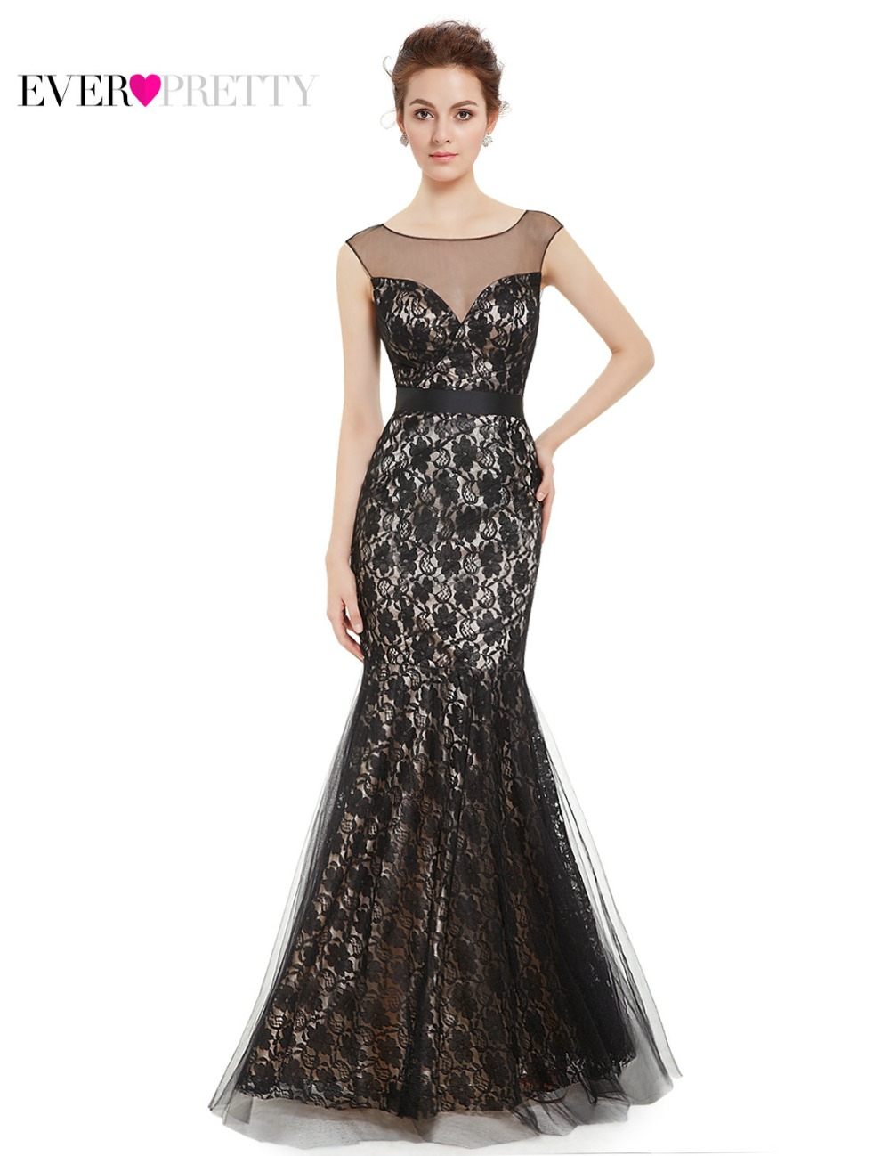Clearance Sale] Prom Dresses Women Elegant Ruched Bust Wedding ...