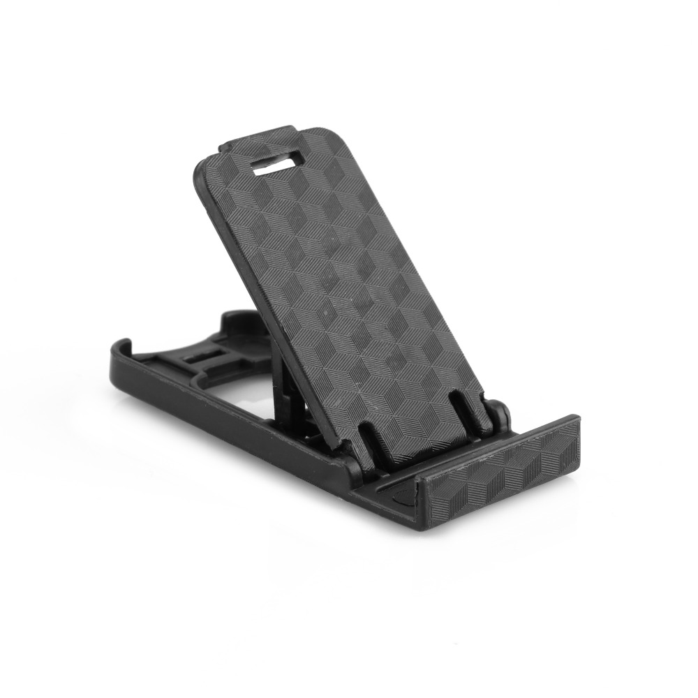 Portable Mini Mobile Phone Holder Foldable Desk Stand Holder 4 Degrees Adjustable Universal For IPhone Xiaomi Andorid Phone