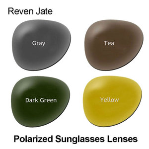 Image 1 - 1.499 1.61 1.67 מקוטב מרשם CR 39 שרף אספריים משקפיים עדשות קוצר ראיה מקוטב ציפוי