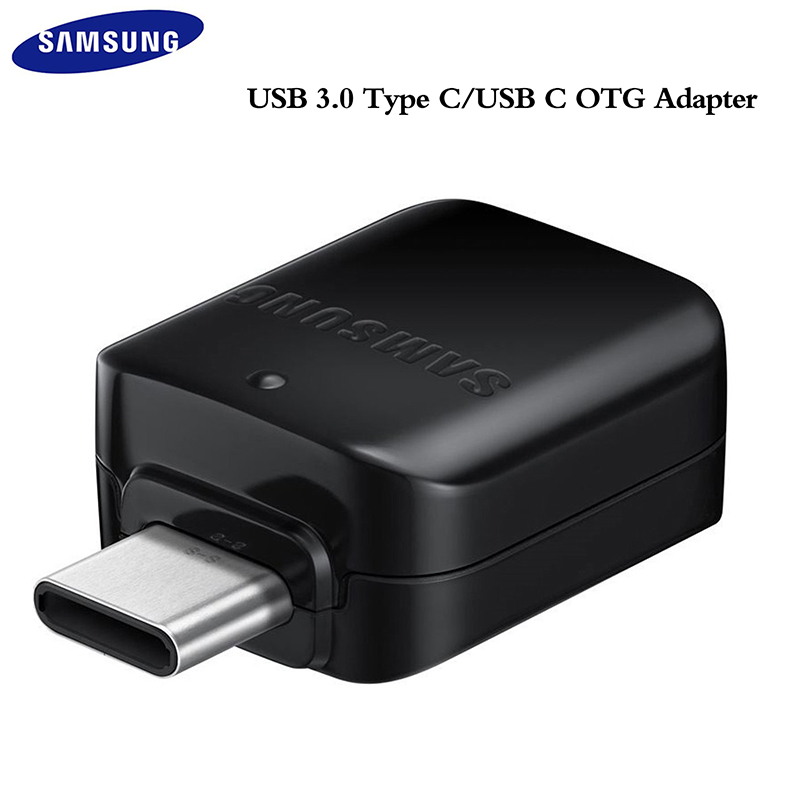 USB 3.0 TYPE C OTG Adapter Fast Data Transmission USB C Reader Connector For Samsung Galaxy S8 S9 S10 PLUS S10e NOTE 8 A5 A7 A9