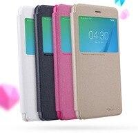 Nillkin Mobile Case For Huawei Nova Cover Sparkle Leather Cover Flip Phone Cases For Huawei Nova