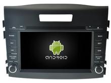 Android 6.0 del coche dvd gps para honda crv (2012-2014) soporte DVR WIFI DSP OBD DAB Octa 8 Core 2 GB RAM 32 GB ROM