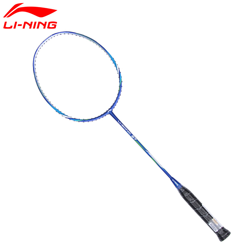 Li-Ning U-Sonic 27 Badminton Rackets Carbon Fiber Professional LiNing Racquet AYPM224 2017 Newest L746OLC quality broken wind chinese dragon badminton rackets carbon fiber professional offensive racquets single racket q1013cmk