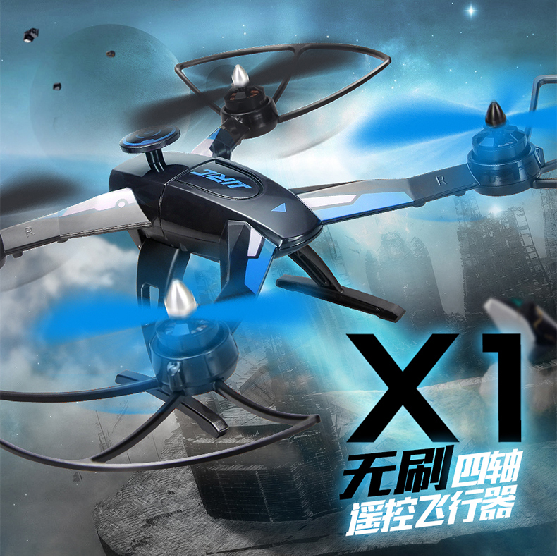 NEW JJRC-X1 RC Drone WITH 2.4GHz 6 Axis Gyro RC quadcopter JJRC X1 RC Quadcopter KIDS TOYS Aircraft children boys gift jjrc x1 quadcopter spare parts transmitter