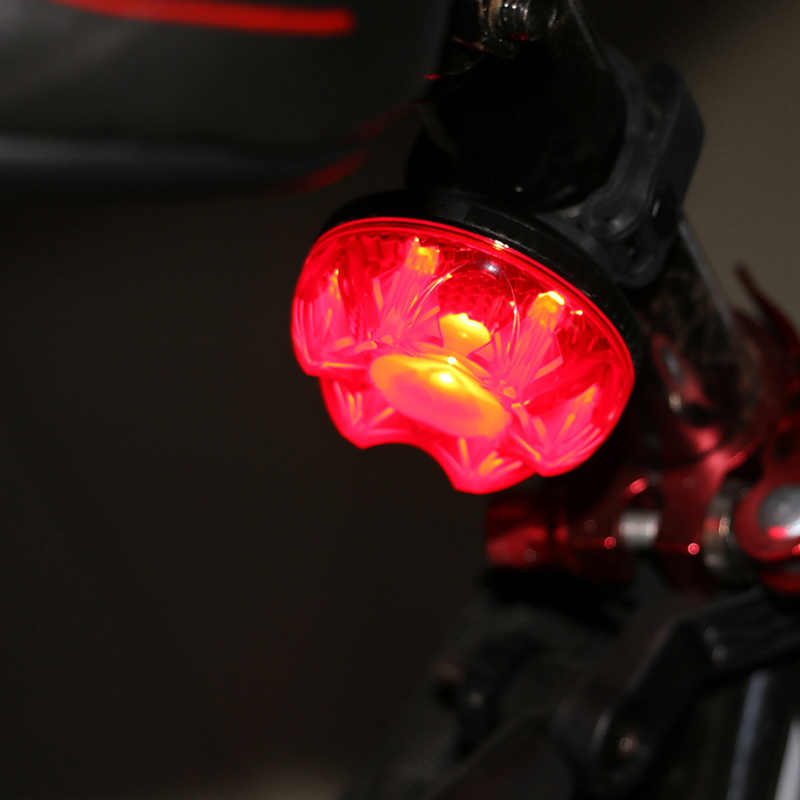 Meilan S1 Bicycle Brake Rear Light 7Modes Safe Bike Taillight USB Rechargeable