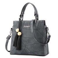 Women Handbag Luxury Top Designers Shoulder Bags Tassel Famous Brands Messenger Bag High Quality Large Capacity