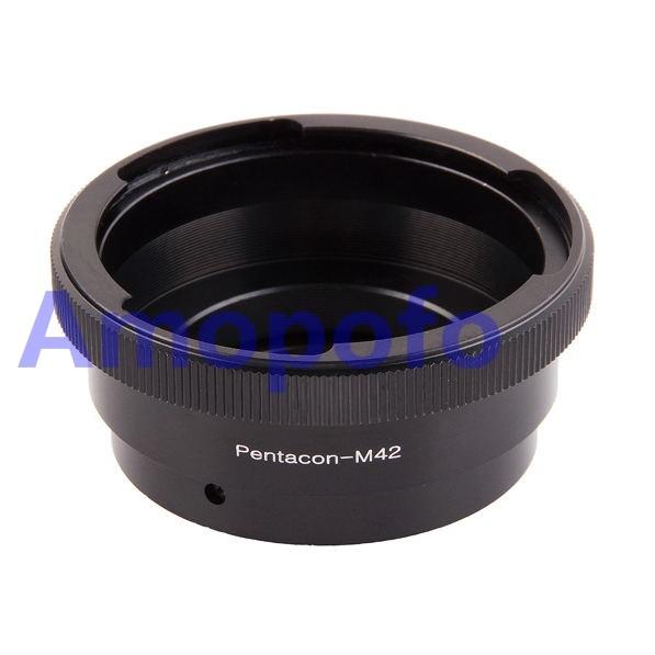 Amopofo P60-M42 Adapter Pentacon 6 Kiev 60 Lens to  M42 Screw mount - Camera and Photo - Photo 1