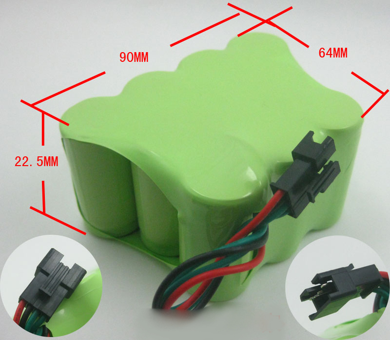 High Quality Replacement For 8 series vacuum cleaner battery