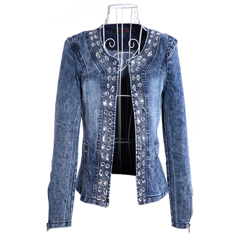 Jacket-Coat-Women-Denim-Up-To-3XL-4XL-Big-Size-Top-Jacket-With-Rhinestone-Sequins-O
