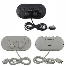 10PCS אופנתי קלאסי פופולרי חוטית קלאסי דור אחד 1 בקר Gamepad ג 'ויסטיק Joypad עבור Nintendo Wii
