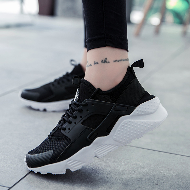Fashion 2018 Casual Shoes Woman And Men Summer Comfortable Breathable Mesh Flats Female Platform Sneakers Women Chaussure Femme цена