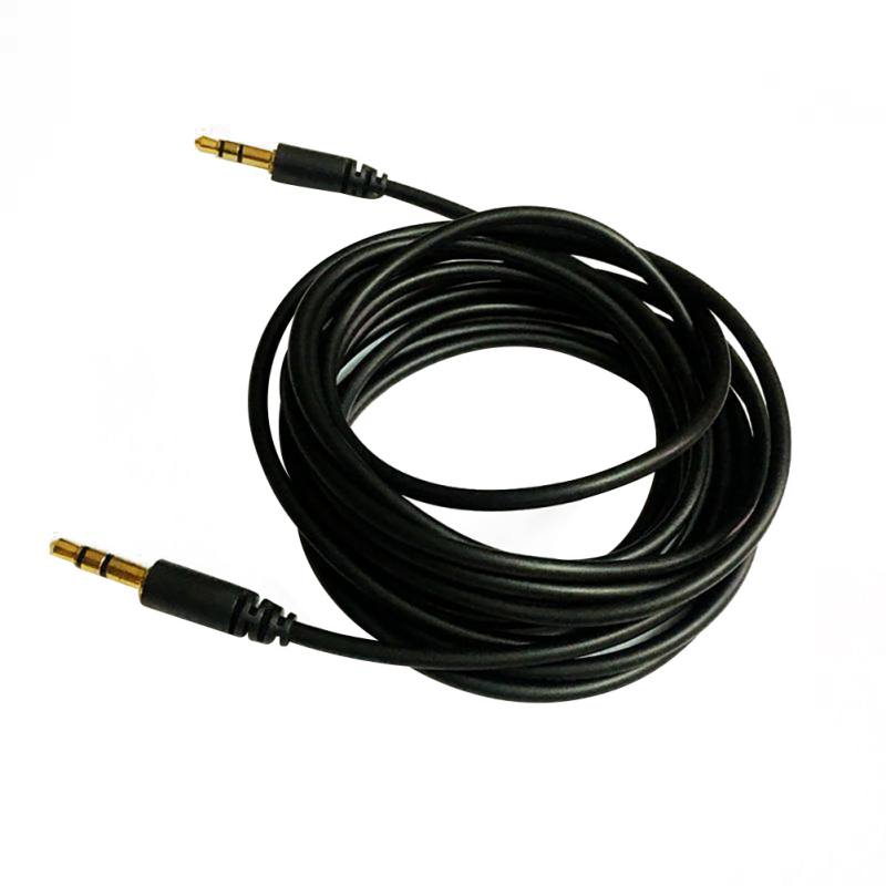 1m 3.5mm Aux Cable Male to 3.5mm Jack Male AUX Audio Stereo Headphone Cable 3.5 mm Auxiliary Cord for iPhone Earphone