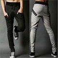 2016 super deal solid casual pants pantalon homme harem pants leggings sweat Men trousers male Joggers pantacourt homme hombre
