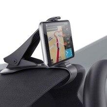 TOSPRA Car Smartphone Holder Dashboard Mount Bracket Auto Un