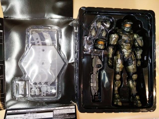 Фигурка Halo Master Chief 25 см