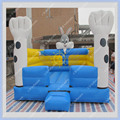 Inflatable Rabbit Bouncer,Rabbit Bounce House for Family or Rental Business with Free Blower, Fast Delivery
