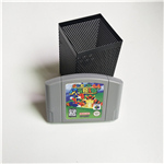 Super Marioed 64 Kart Party 1 2 3 Paper Smashed Bros. For 64 Bit Game Cartridge EUR Version PAL Format