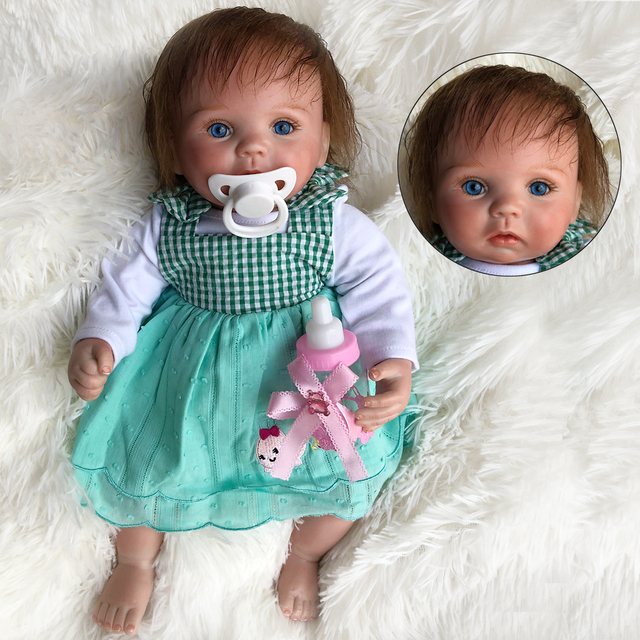 Newborn Babies Doll Fashion Birthday Gift Special Present