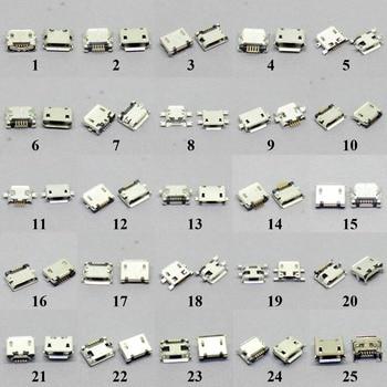 25 моделей разъем Micro USB очень распространенным зарядки для Lenovo Huawei ZTE Huawei и другие мобильные, планшет GPS