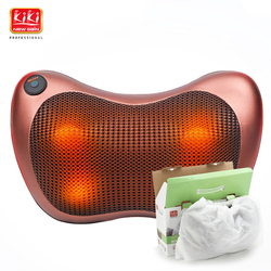 11.11 KIK NEWGAIN neck multifunction dish massager massage pillow Cushion cervical lumbar leg massager body massager shoulder