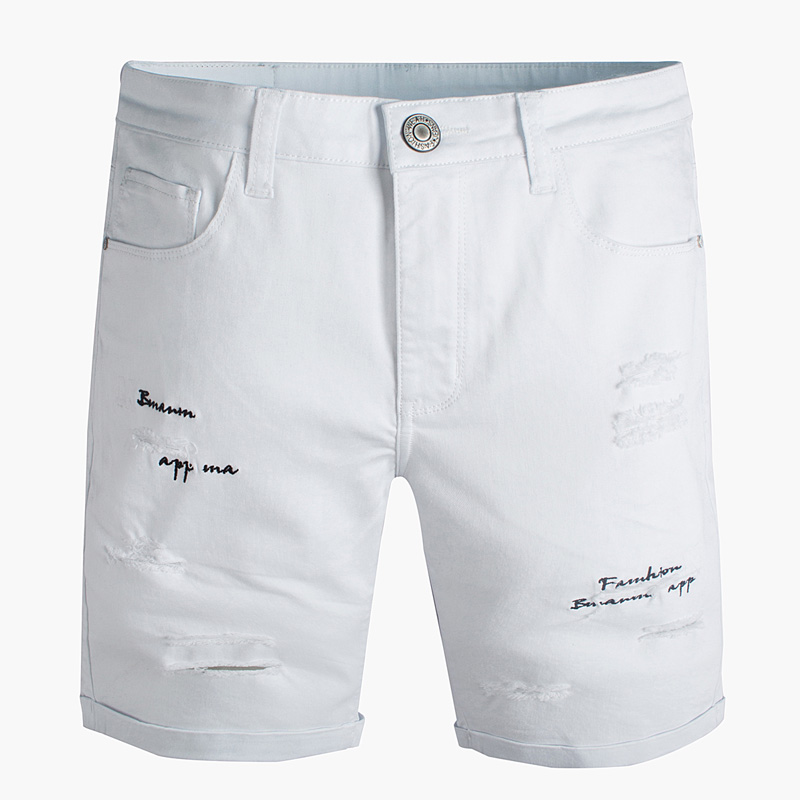 Online Buy Wholesale white jeans man from China white jeans man ...