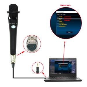 Image 3 - FREEBOSS E300 Cáp Âm Thanh Micro Có Dây Chuyên Nghiệp Micro Condenser Thu Âm Điệp Khúc Phát Sóng Micro