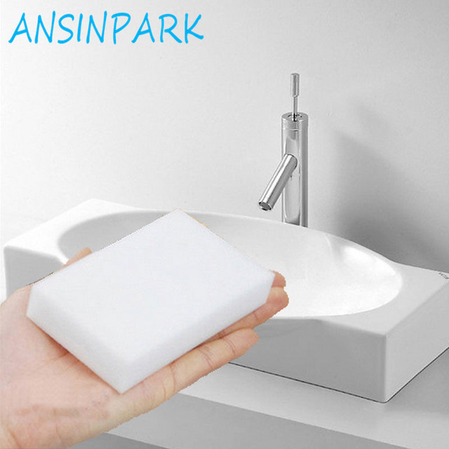 magic sponge Kitchen sponges eraser office kitchen clean bathroom ...
