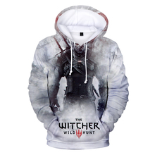 The Witcher Game Pullover Hoodies
