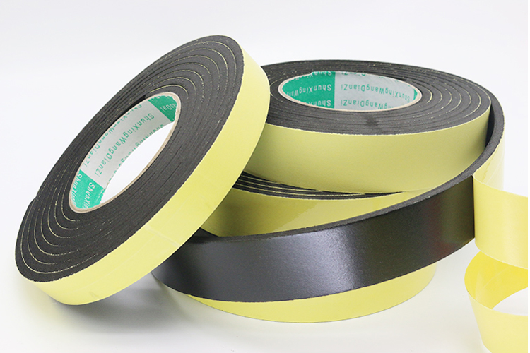 Купить с кэшбэком 26650 18650 Lithium Battery Pack Package Insulation Shockproof Pad Sponge Material With Adhesive Length 100cm