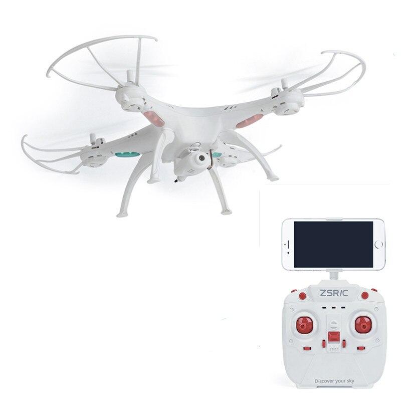 Nesee wifi rc 6-axis drone quadcopter con fpv cámara sin cabeza en tiempo real r
