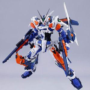 Image 2 - DRAGON_MOMOKO דגם 1/100 MG כחול מבולבל 2 סוג L כחול כפירה סוג 3 יכול להיות מוחלף Gundam פעולה איור קישוט ילדים צעצוע