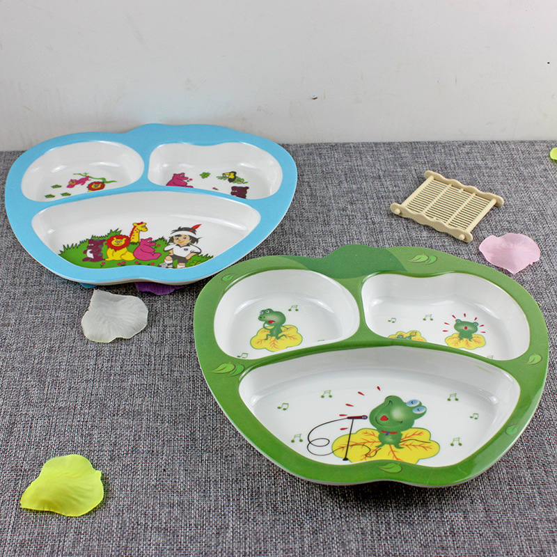 New Angel Naco Baby Plates Kids Safety Melamine Fedding Dinner & Melamine Baby Plates Safety - Best Plate 2018