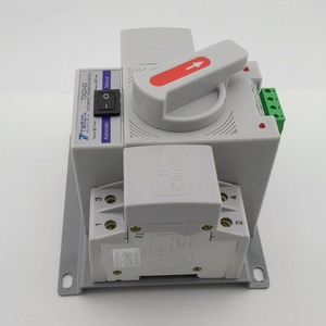 Image 4 - 2P 63A 230V MCB type Dual Power Automatic transfer switch ATS