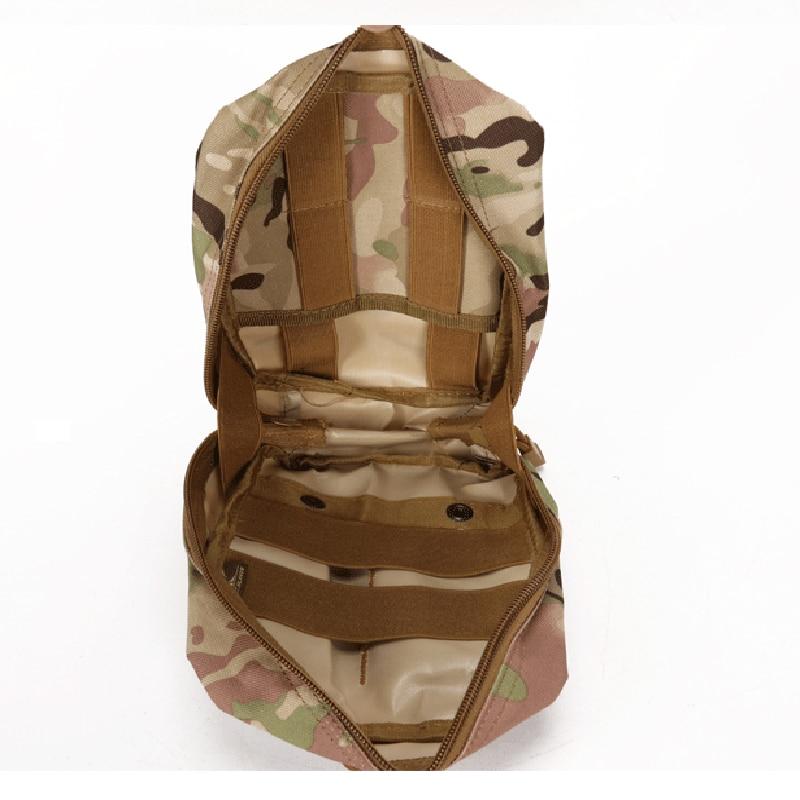 multi tatico kit medico saco militar molle bolsa de administracao 04
