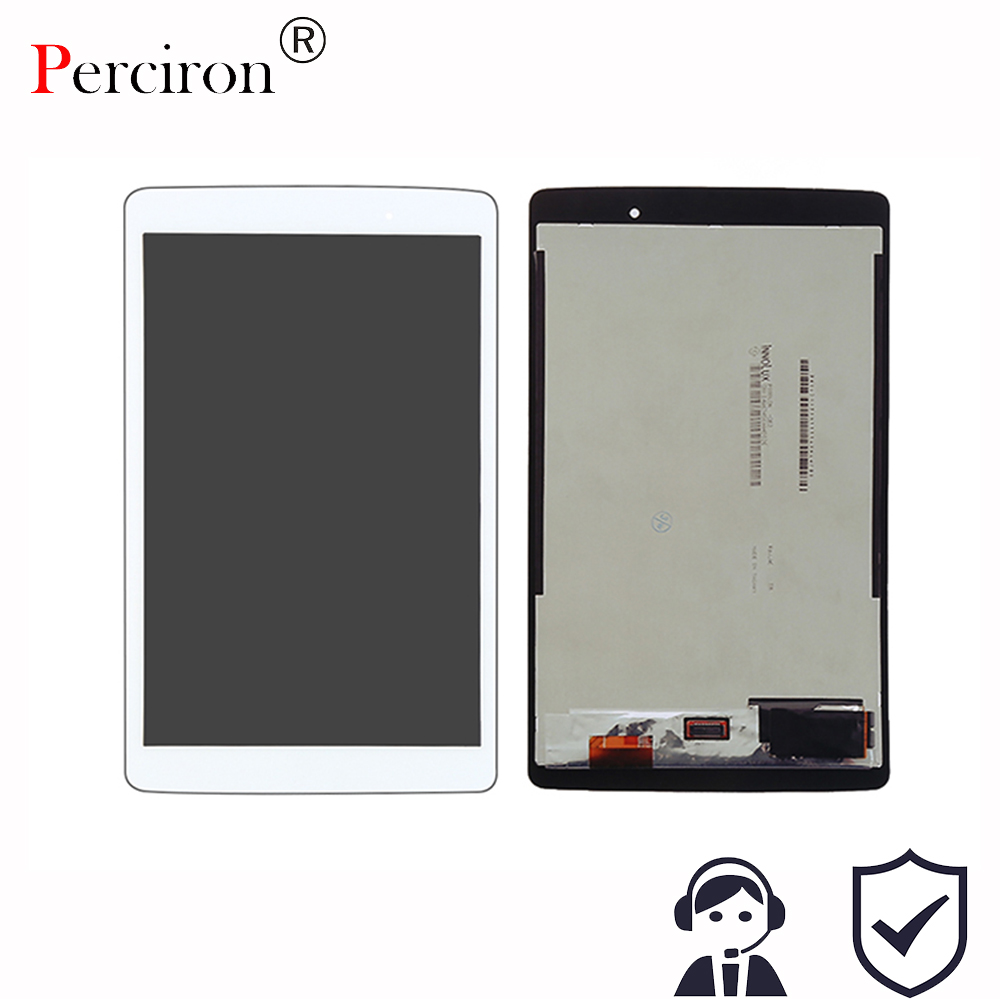 цена на New 8'' inch LCD Screen display +Touch Digitizer For LG G Pad 3 iii Gpad3 GPAD X 8.0 V520 V521 white or Black Free shipping