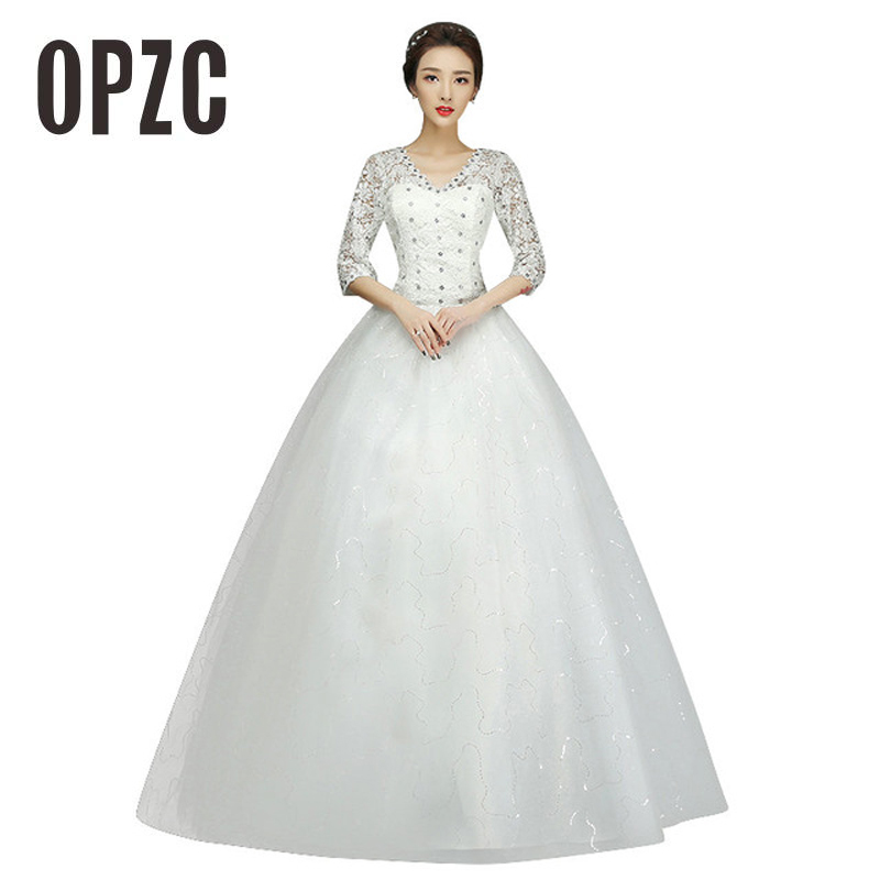 Online Get Cheap Autumn Wedding Gowns Aliexpress Com Alibaba Group