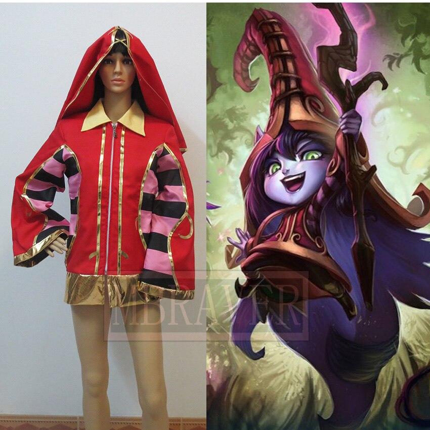 LULU Cosplay Costume personnalisé COS tenue sur mesure livraison gratuite