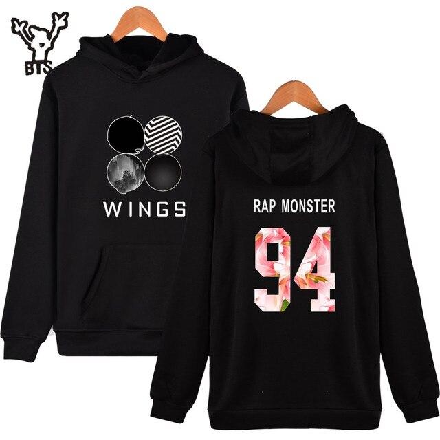 BTS Wings Hoodie #2