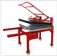 Máquina de impressão da transferência da imprensa térmica do tamanho grande da impressora da subilização da tela de matéria têxtil