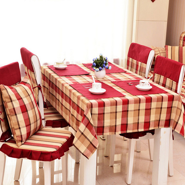 Freeshipping square Modern tablecloths Blending Dustproof table