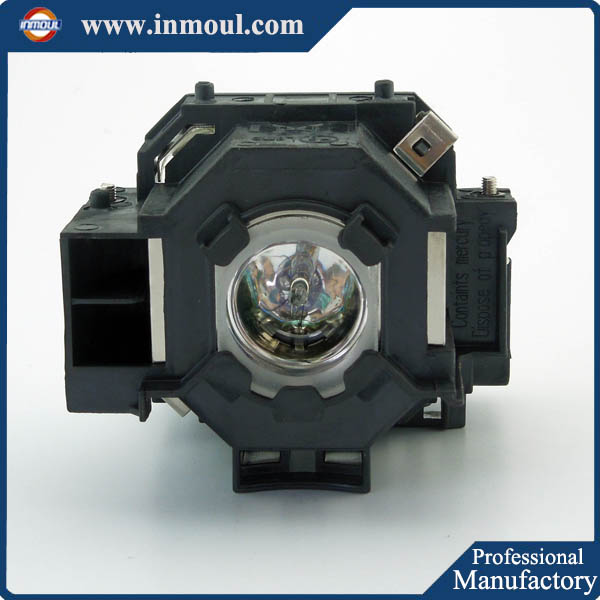 Inmoul Original Projector Lamp Module EP42 For EMP-83HE / PowerLite 822p / PowerLite 83c / EMP-400, EMP-400e, EB-410We original projector lamp elplp27 for epson powerlite 54c powerlite 74c emp 74l emp 75