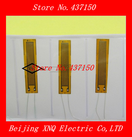 100pcs lot BX120 20AA 120 20AA resistance strain gauges 129 Free Shipping