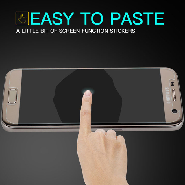 9H Премиум Закаленное стекло для Samsung Galaxy S7 S6 S5 S4 S3 Защита экрана для Samsung Note 5 4 3 2 защитное стекло