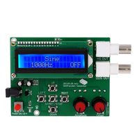 1Hz 65534Hz DDS Function Signal Generator Diy Kit Frequency Generator Module Frequency Meter Sine Square Sawtooth