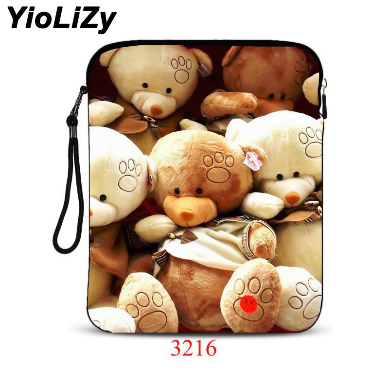 women tablet case 10.1 9.7 inch notebook Protective sleeve bag Drop resistancelaptop pou ...