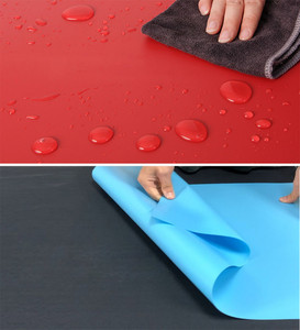 Image 5 - מוצק צבע מאט PVC פלסטיק רקע לוח עמיד למים נגד קמטים תוספות צילום רקע תמונה סטודיו ירי אבזרים