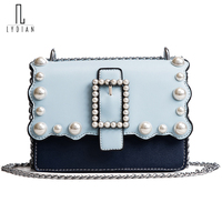 Lydian Luxury Handbags Women Bags Designer Handbags High Quality PU Leather Bag Famous Brand Retro Shoulder